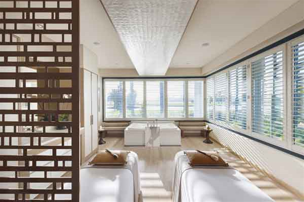 ISIKA Spa - Couples Suite