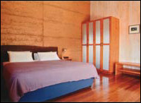 Spacious rooms and kingsize beds
