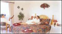 Retreat to your bedroom