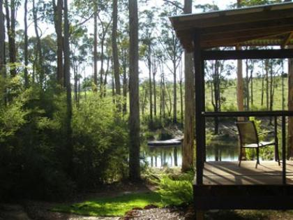 Kangaroo Creek Chalets