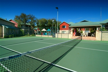 Tennis Courts Amalfi Resort Accommodation