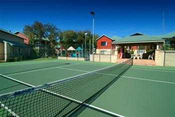 Tennis Courts Amalfi Resort Accommodation