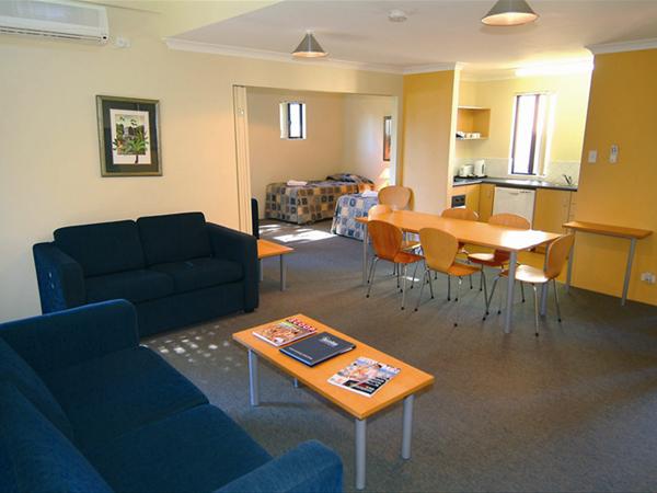 Living Room - Open Plan - Deluxe Villa