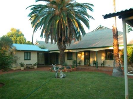Wooleen Station Homestead