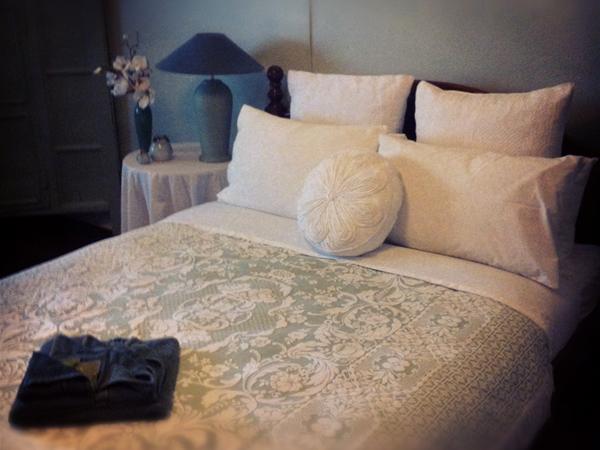 Wooleen Homestead Guest Bedroom
