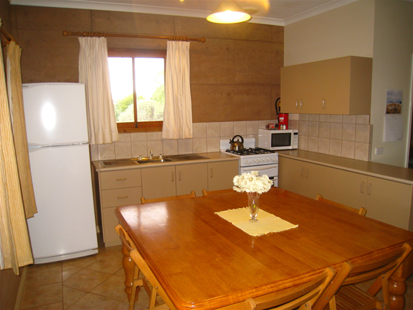 Self-contained Guesthouse Kitchen