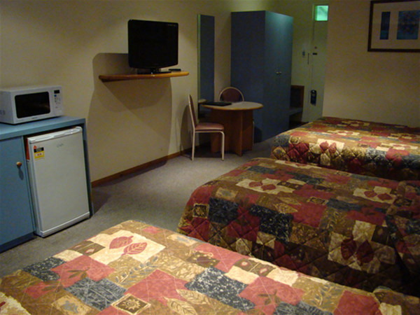 Family Motel Room