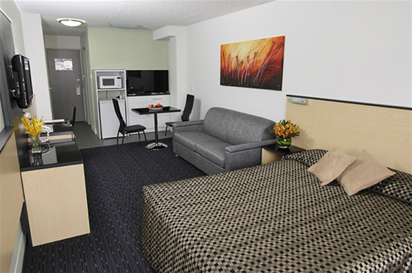 Superior Studio Apartment Double