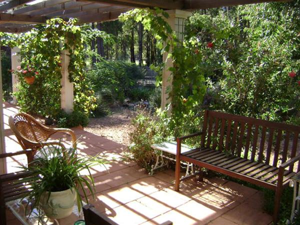 Jarrah bush cottages karragullen accommodation scoop for Indian kitchen coral springs