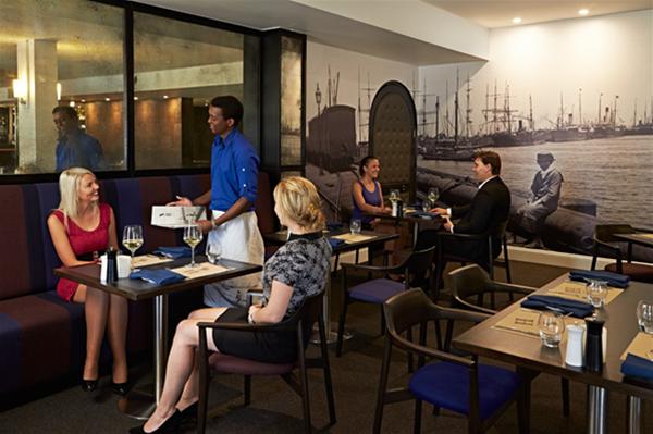 The Harbour Master restaurant