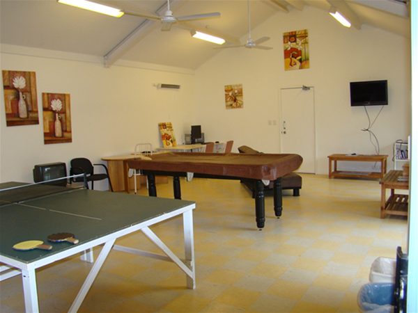 Recreation/Games Room