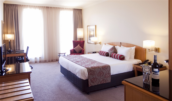 Deluxe Accommodation Room