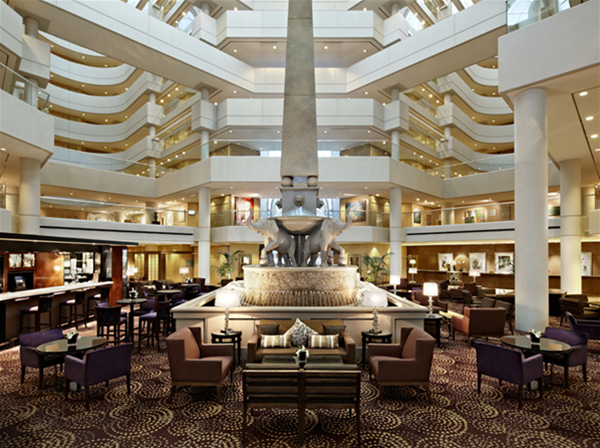 Hyatt Regency Perth Lobby