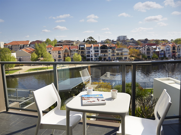 The Sebel East Perth Hotel - River View Apartment