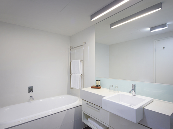 The Sebel East Perth Hotel - Modern Bathrooms