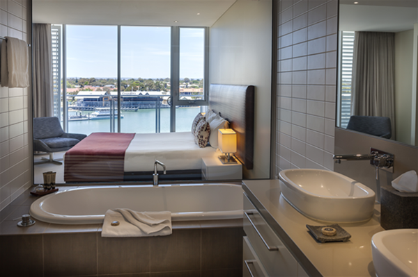 The Sebel Mandurah Hotel - Superior Water View Room