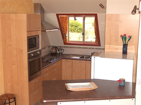 Kitchen Chalet 1