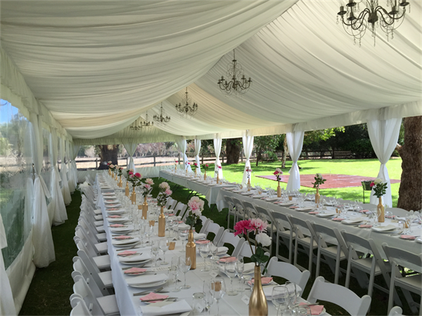 Erravilla is a perfect venue for a Marquee Function