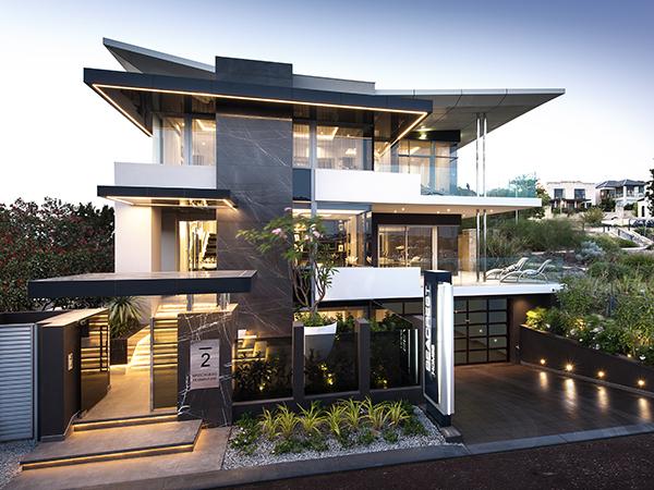 Seacrest Homes Mirage elevation