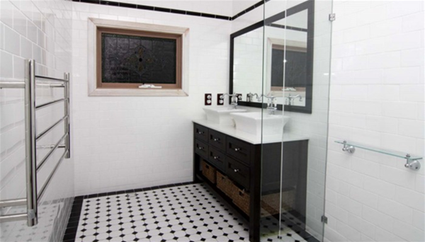 Wa bathroom renovations osborne park architects for Bathrooms osborne park