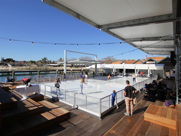 Sorrento Boardwalk Performance Deck - Hillary