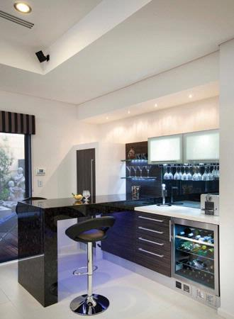 Dean kitchens west perth architects builders for Adams cabinets perth