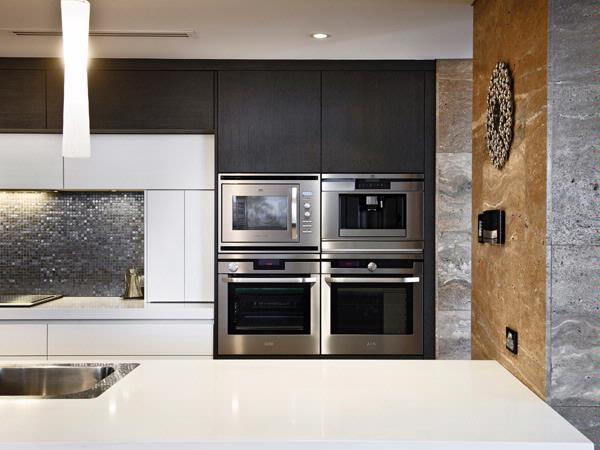 Designer Kitchens Pictures the maker designer kitchens - bassendean architects, builders