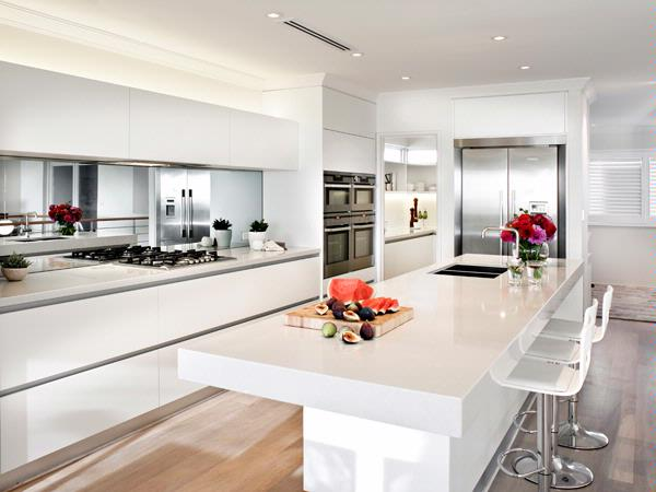 The Maker Designer Kitchens - Bassendean Architects, Builders ...
