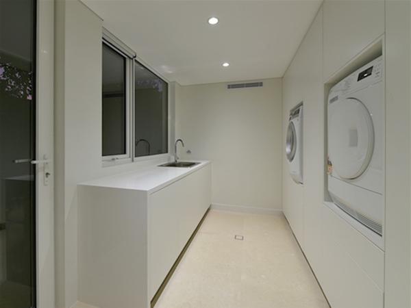 Contemporary Ergonomically designed Laundry
