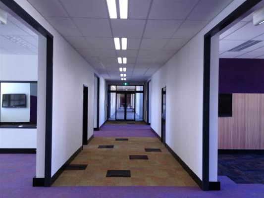 Siena Office Fit Out