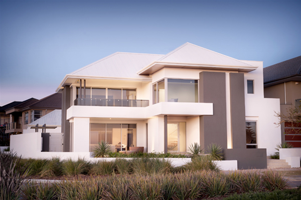Ross Griffin Homes - HIA WA Golden Key Display Home of the Year 2012
