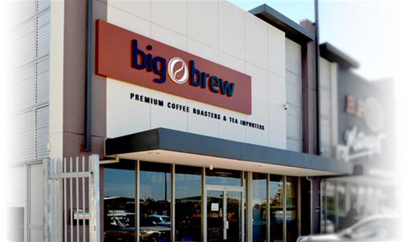 Signage design - Big Brew Coffee, Wangara