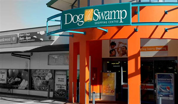 Signage and Building Colour Consulting - Dog Swamp Shopping Centre