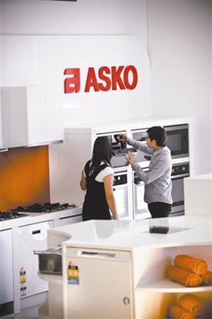 Asko Display, Osborne Park