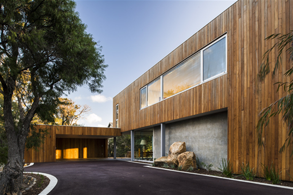 Trendplank Timber Cladding