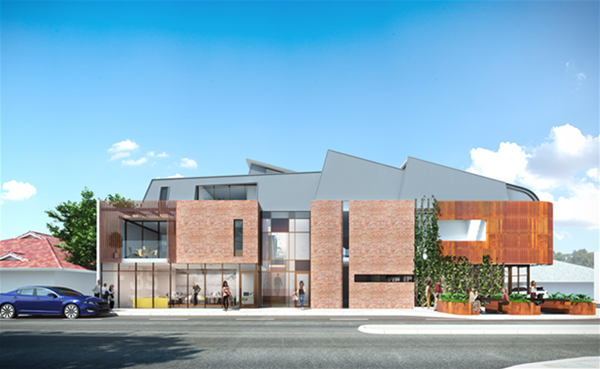 Mixed Use Development - South Fremantle