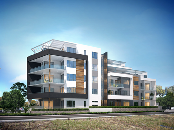 Multi Residential Development - Rivervale