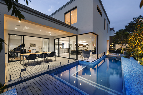 The Medallion Display Home - 6 Hurdles Drive, Floreat