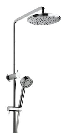 Aquazzone Eco Dual Shower Round HS205 98750