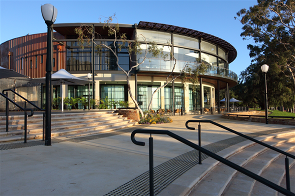State Reception Centre at Kings Park