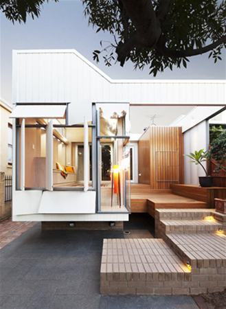59 Bellevue Terrace / Photographer: Bo Wong