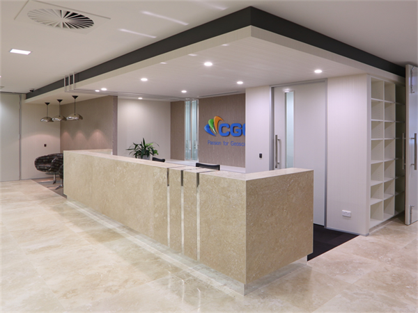 CGG Services West Perth