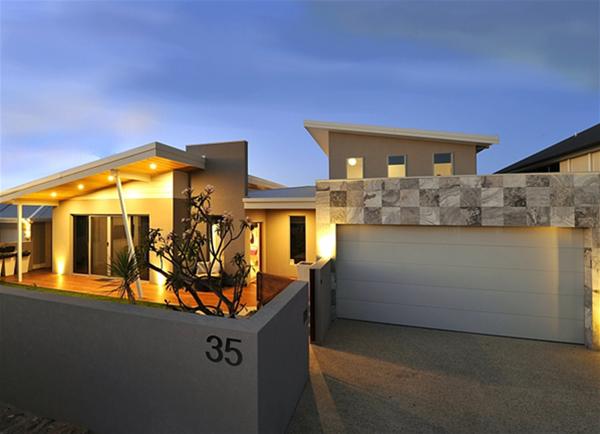 New Home - George Hibbert