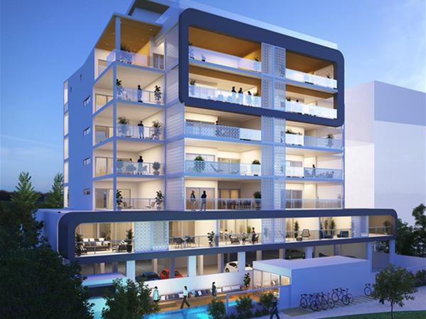 Oceana Apartment Block-North Coogee