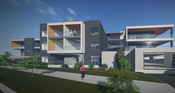 Wroxton Apartment Development-Midland