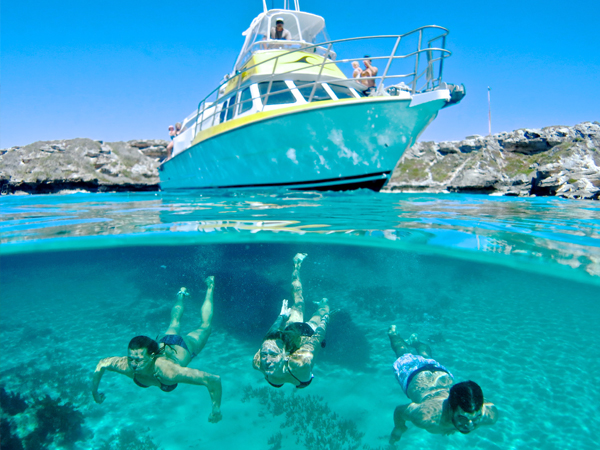 Perth Fremantle Rottnest Island Sail Cruise Eco Tours