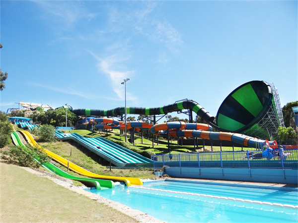 Kraken Waterslide