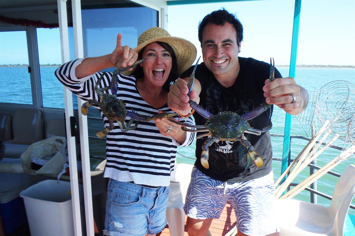 Crabbing Tours