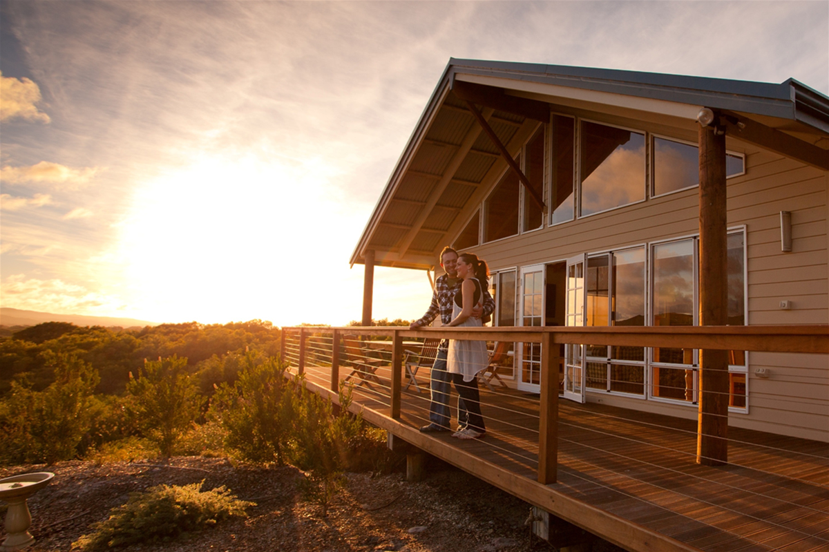 Cape Howe Cottages - Walk into Luxury