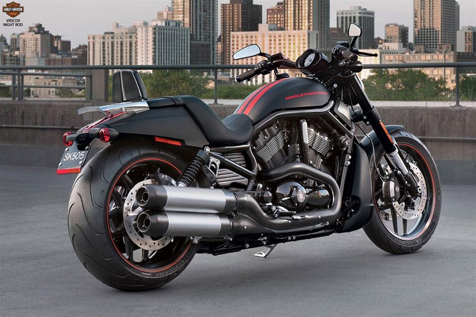 Harley Davidson Motorcycle hire perth